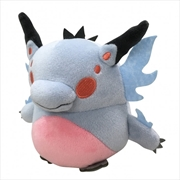Monster Hunter: World Soft And Springy Plush Toy Xeno'Jiiva | Toy