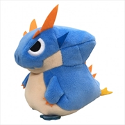 Monster Hunter Soft And Springy Plush Toy Lagiacrus | Toy