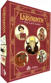 Jim Henson's Labyrinth the Card Game | Merchandise