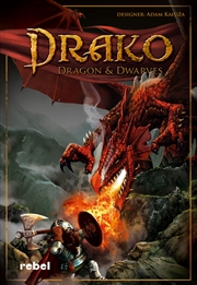 Dragons And Dwarves | Merchandise