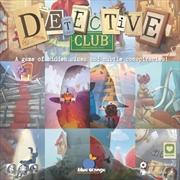 Detective Club | Merchandise