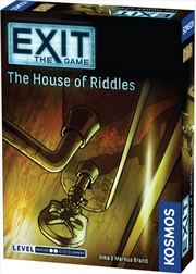 Exit the Game House of Riddles | Merchandise
