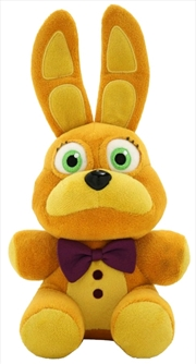 "Five Nights at Freddy's - Spring Bonnie US Exclusive Plush 7"" tall [RS] 