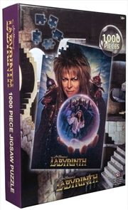 Labyrinth - Movie Poster 1000 Piece Jigsaw Puzzle | Merchandise