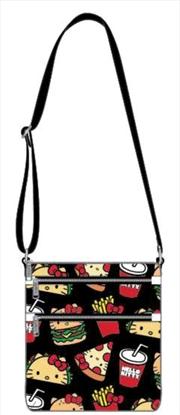 Hello Kitty - Snacks Passport Bag   Apparel