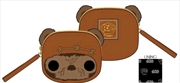 Star Wars - Wicket Head Wristlet | Apparel