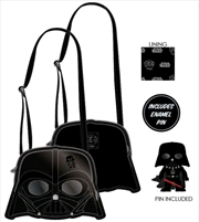 Star Wars - Darth Vader Pin Collector Crossbody with Pin | Apparel
