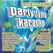 Party Tyme Karaoke - Super Hits 33 | CD