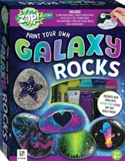 Paint Your Own Galaxy Rocks | Merchandise
