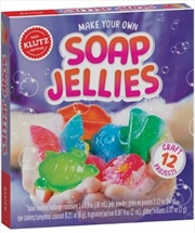 Klutz: Make Your Own Soap Jellies | Paperback Book