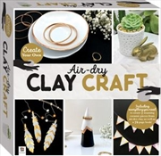 Air Dry Clay Craft Box Set - Create Your Own Craft Kit | Merchandise