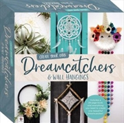Create Your Own Dreamcatchers and Wall Hangings Box Set | Merchandise