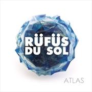 Atlas - Limited Edition Clear Blue Coloured Vinyl | Vinyl