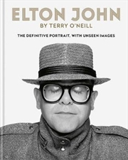 Elton John By Terry Oneill | Hardback Book