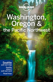 Lonely Planet Travel Guide - Washington, Oregon & the Pacific Northwest | Paperback Book