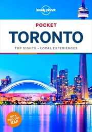 Lonely Planet Pocket Travel Guide - Toronto | Paperback Book