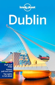 Lonely Planet: Travel Guide Dublin 12 | Paperback Book