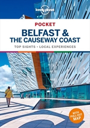 Lonely Planet: Travel Guide Pocket Belfast And The Causeway Coast | Paperback Book