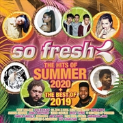So Fresh - Summer 2020 / Best Of 2019 | CD
