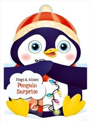 Penguin Surprise | Hardback Book
