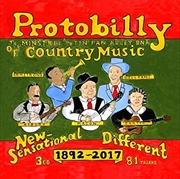 Protobilly - Minstrel And Tin Pan Alley DNA Of Country Music | CD
