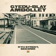 11th Street Sekondi | CD