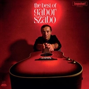 Best Of Gabor Szabo - Coloured Vinyl | Vinyl