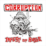 Infest Of Rage | Cassette