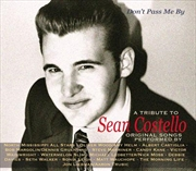 A Tribute To Sean Costellos | CD
