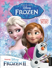 Disney Frozen Annual 2020 | Hardback Book