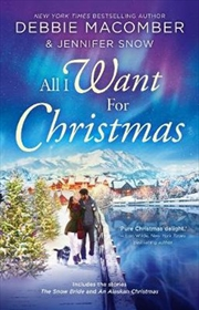 All I Want For Christmas | Paperback Book