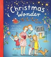 Christmas Wonder   Hardback Book