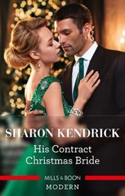His Contract Christmas Bride | Paperback Book