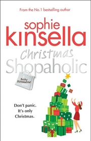 Christmas Shopaholic | Paperback Book