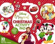 Disney Christmas Giant Activity Pad | Paperback Book
