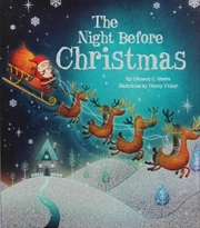 Night Before Christmas - Things You Never Knew About Santa Claus   Hardback Book