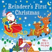 Reindeers First Christmas   Hardback Book