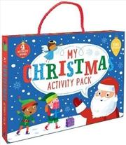 My Christmas Activity Pack | Hardback Book