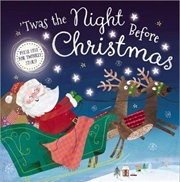 'Twas the Night before Christmas | Hardback Book