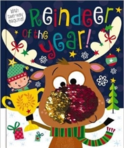 Reindeer Of The Year | Hardback Book