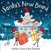 Santa's New Beard | Hardback Book