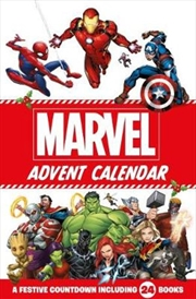 Marvel: 2019 Advent Calendar 24-Book Set | Hardback Book