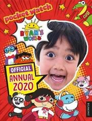 Ryan's World Annual 2020 | Hardback Book