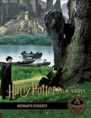 Harry Potter: Film Vault - Vol 4 | Hardback Book