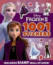 Frozen 2: 1001 Sticker Book | Paperback Book