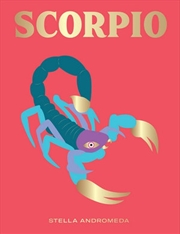 Scorpio: Seeing Stars | Hardback Book