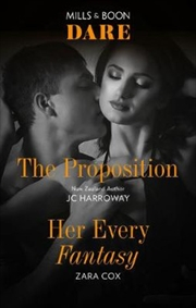 Proposition: Her Every Fantasy - The Billionaires Club | Paperback Book