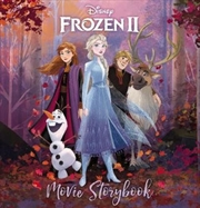Frozen 2: Movie Storybook | Hardback Book