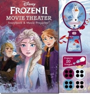 Frozen 2 : Movie Theatre Storybook and Movie Projector | Hardback Book