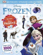 Disney Frozen Ultimate Sticker Collection | Paperback Book
